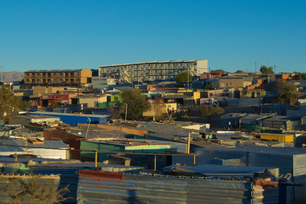 black community, township,