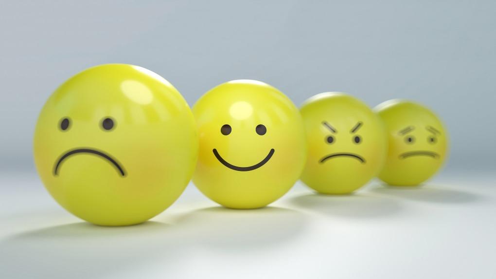 emojis, smiley faces, bipolar, sad, happy, angry, crying